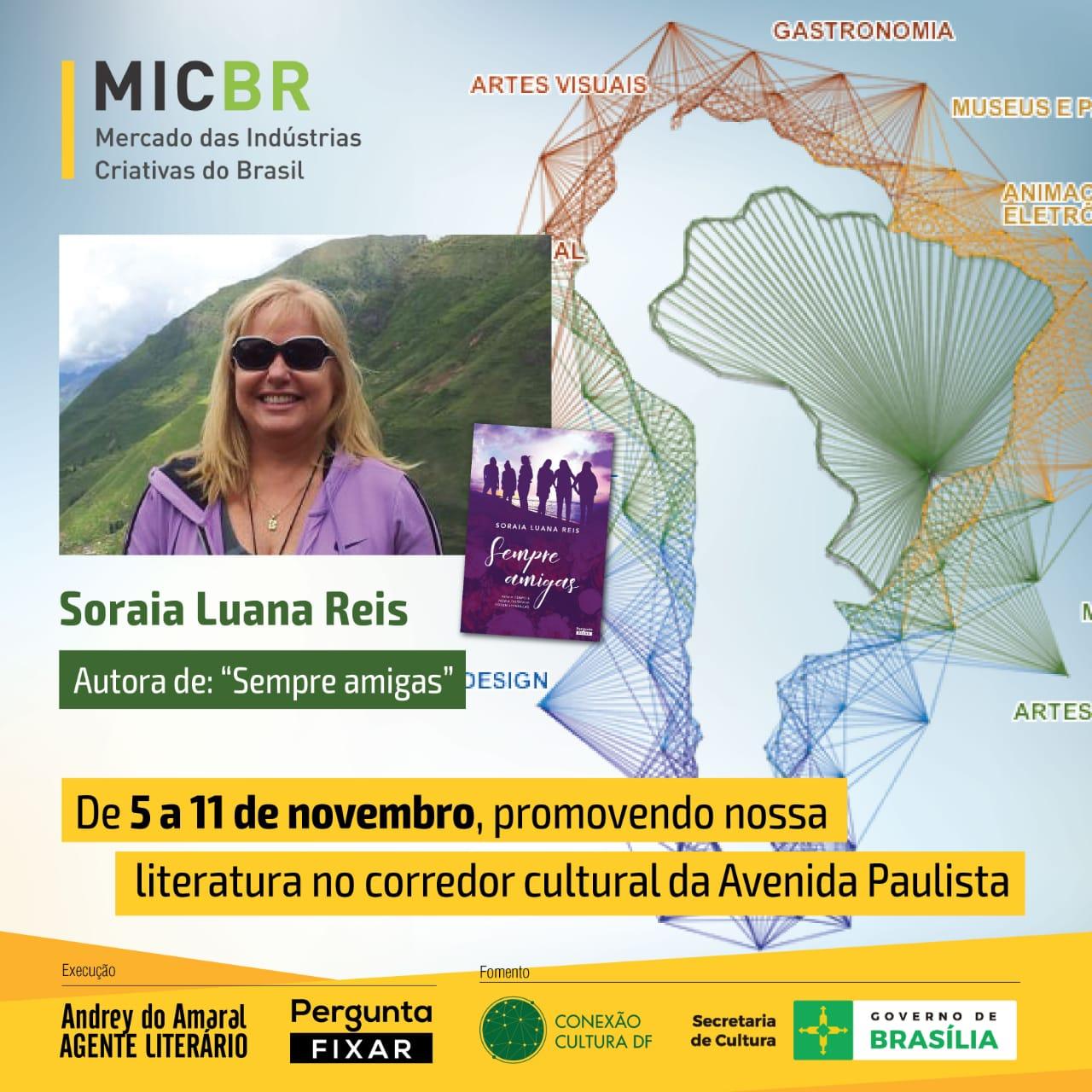 Palestra MICBR - Soraia Reis